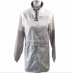 Under Armour Ivory Storm Long Zip Up Jacket. S